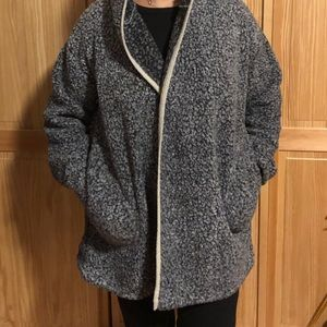 Urban Outfitters Sherpa coat